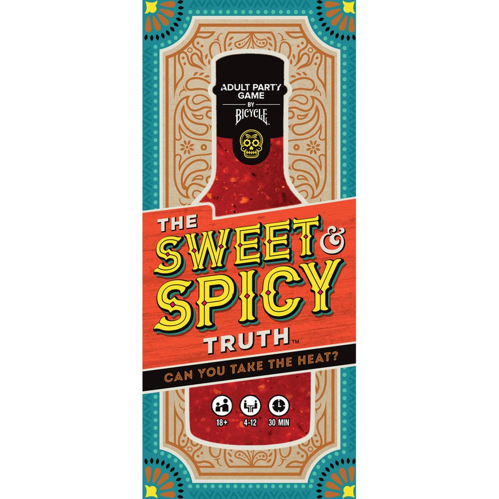 Bicycle The Sweet & Spicy Truth Board Game