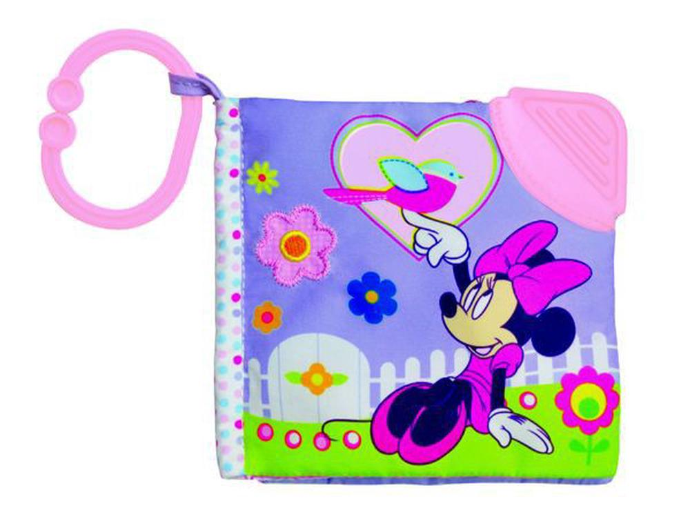 Kids Preferred Soft Book, Minnie Mouse
