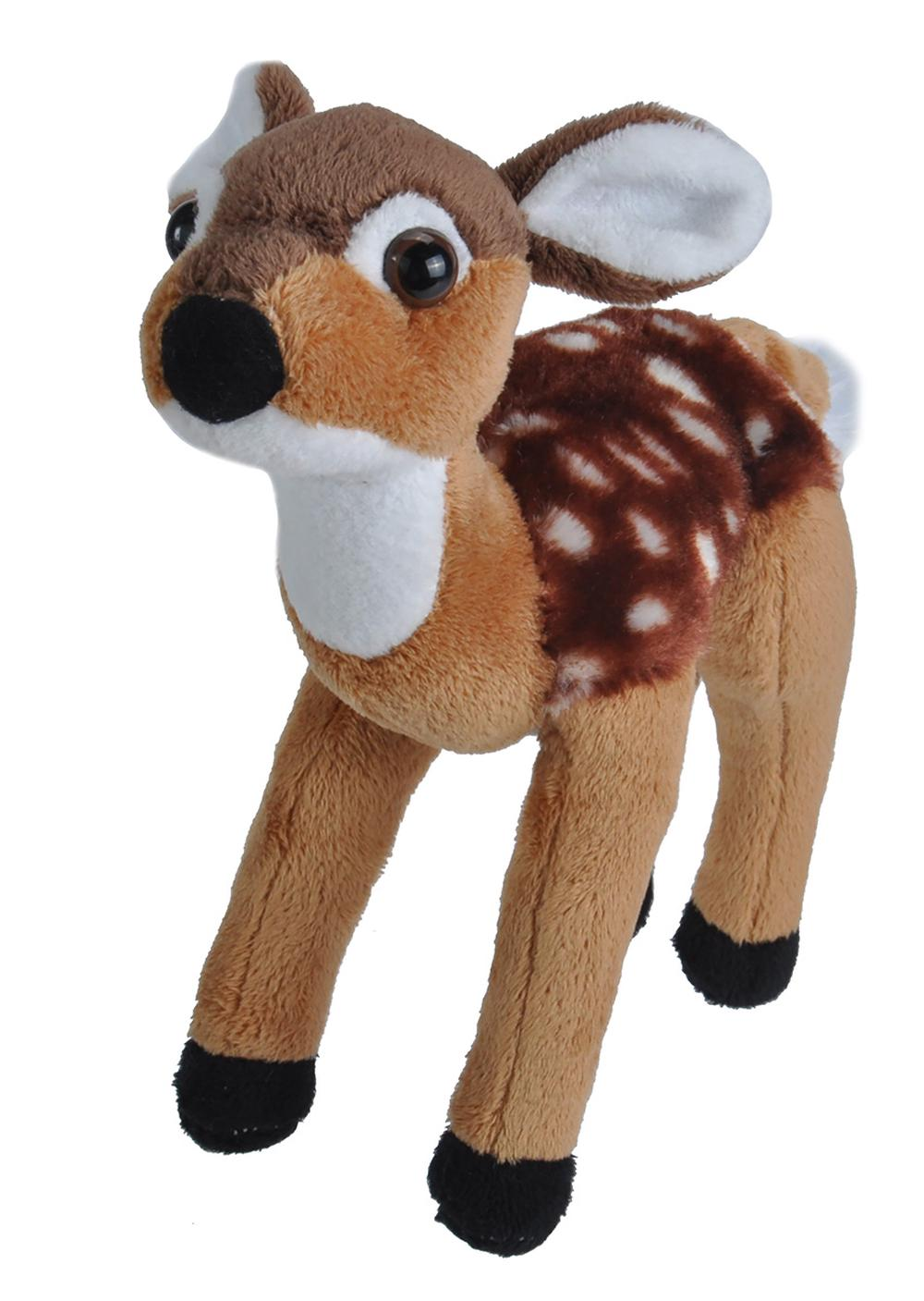 Wild Republic Cuddlekins Mini Baby Fawn - 8 Inch