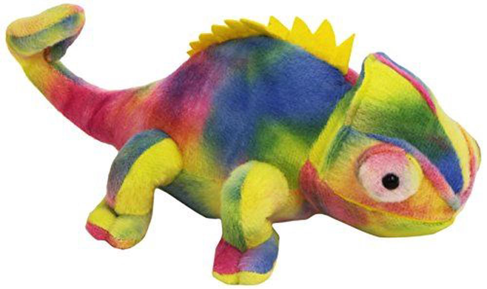 Wild Republic Cuddlekins-Mini Chameleon 8 Inch Animal Plush
