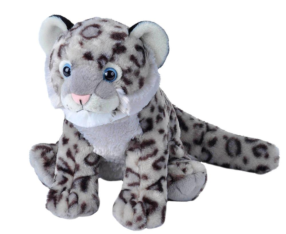 Wild Republic Cuddlekins Baby Stuffed Animal Snow Leopard Buy
