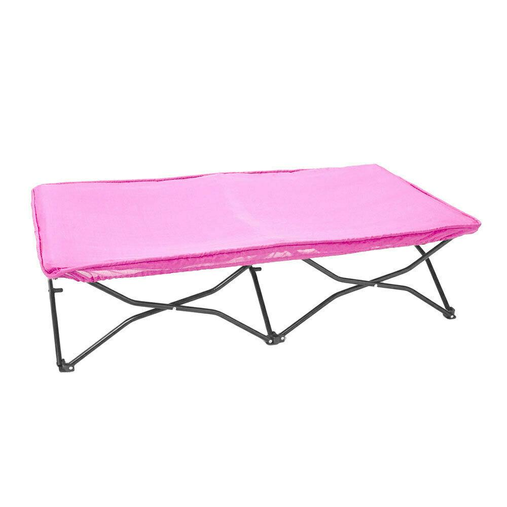 Regalo my cot portable toddler bed pink buy online at for Regalo mobile tv