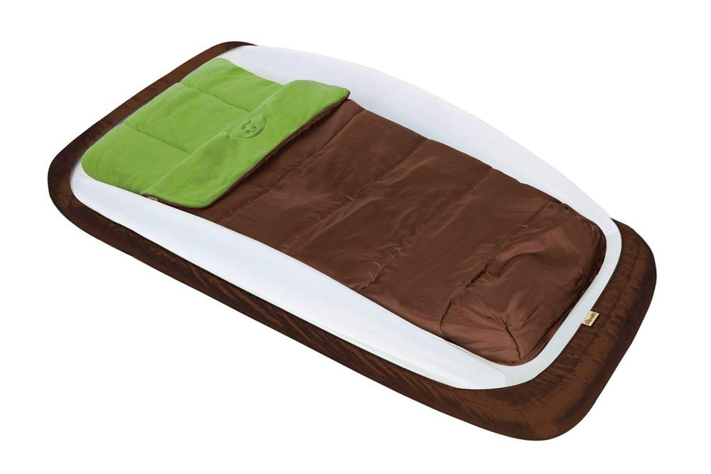 The Shrunks Outdoor Toddler Travel Bed