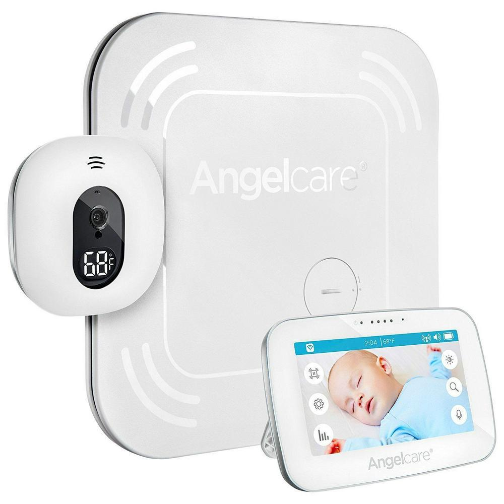 Angelcare 4 Inch Touch Screen Sound Movement And Video