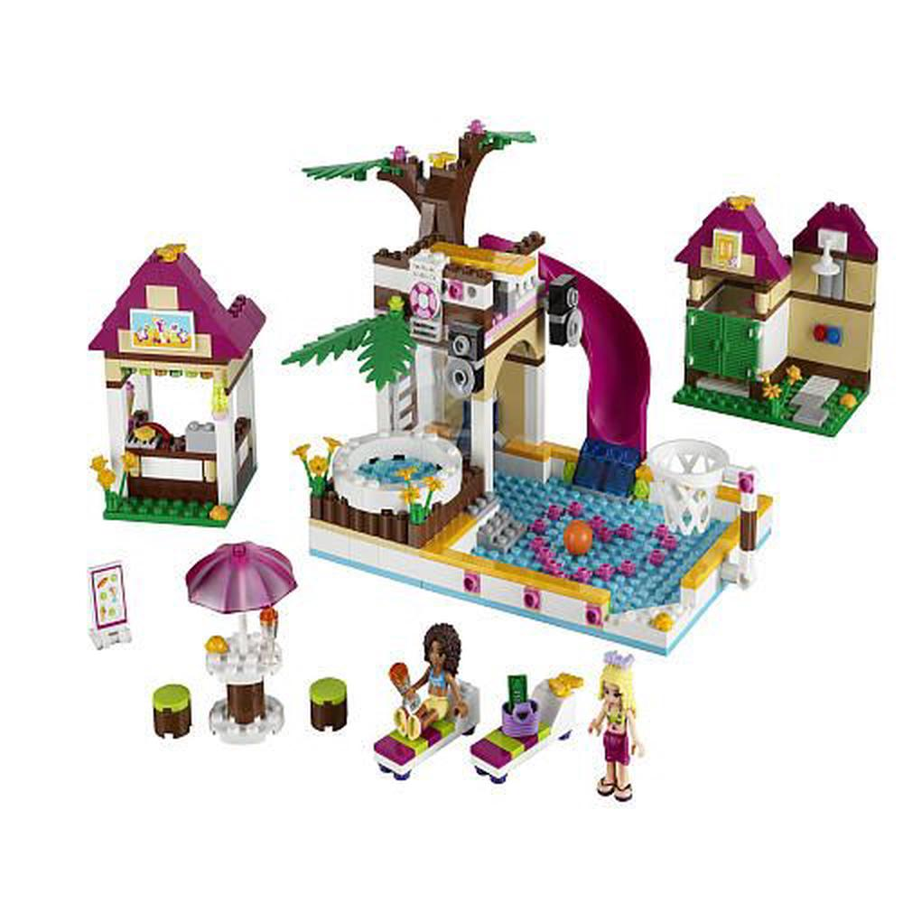 Lego Friends Heartlake City Pool 41008 Buy Online At The Nile