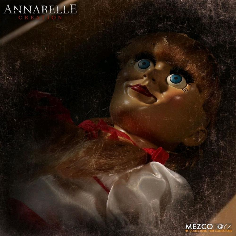 Mezco Toyz Annabelle: Creation - Annabelle Replica Doll
