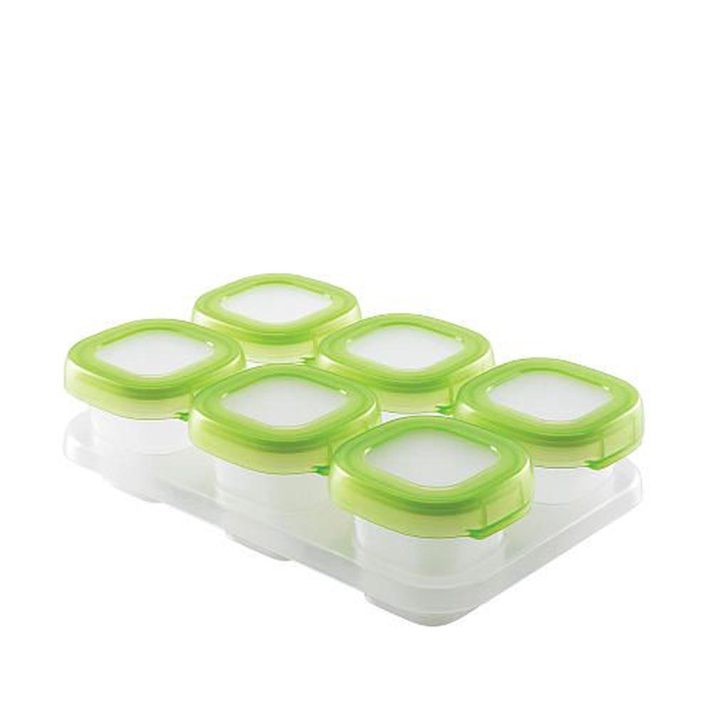 Oxo Tot Baby Blocks Freezer Storage Containers 6 Pack