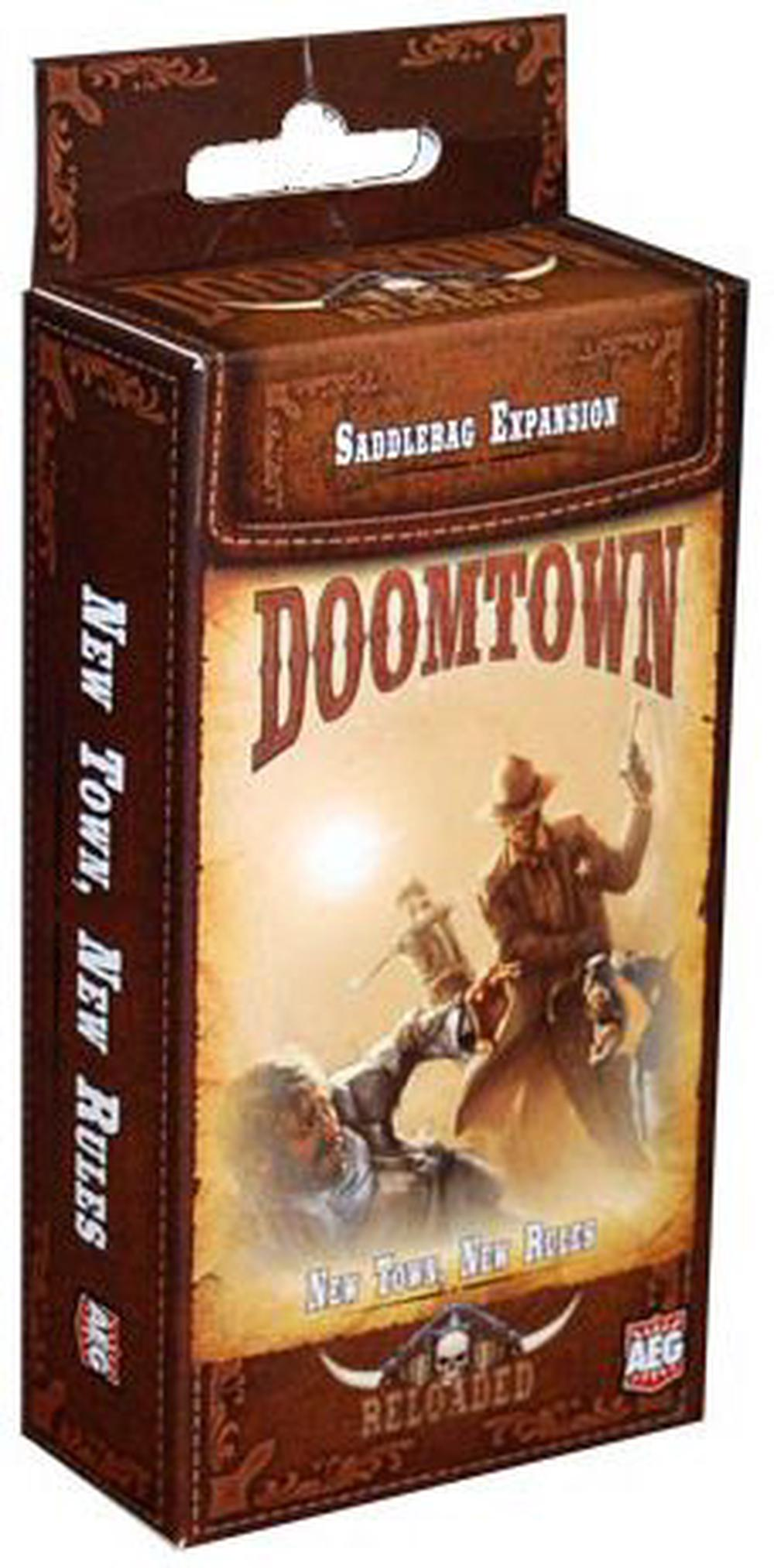 AEG Doomtown: Reloaded Expansion