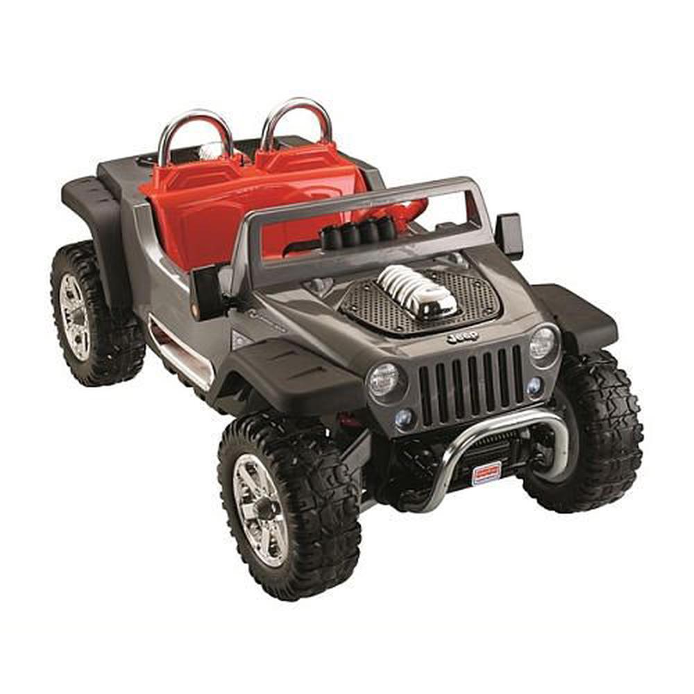 Power Wheels Jeep Hurricane Extreme 12 Volt Ride On | Buy online at