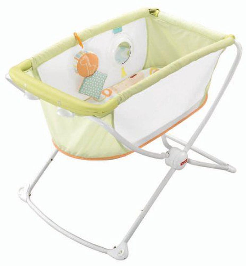 Fisher Price Rock N Play Portable Bassinet Buy Online At The Nile