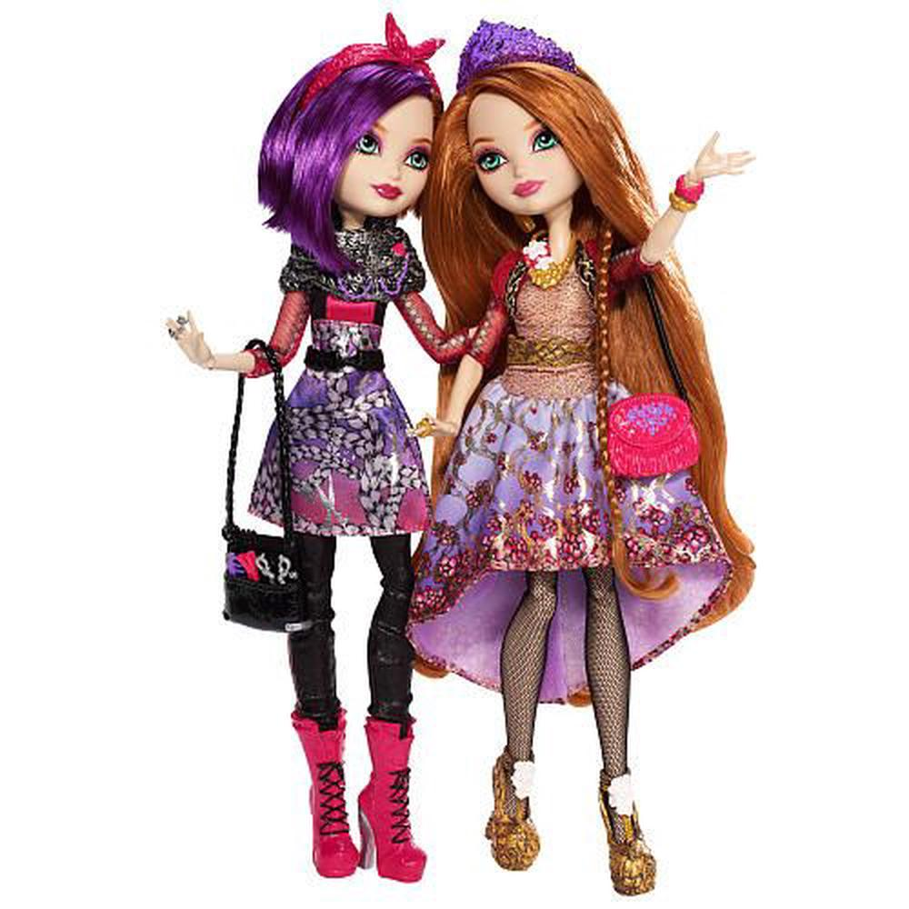 Ever After High Doll~Holly O/'Hair~1st Chapter~Purple Crown Headband