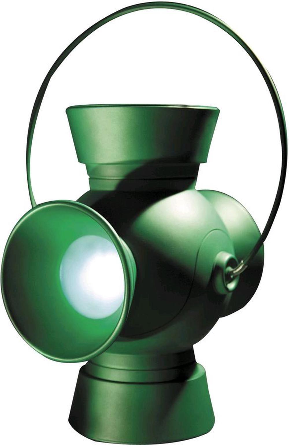DC Comics Green Lantern - Green Power Battery 1:1 Scale Replica