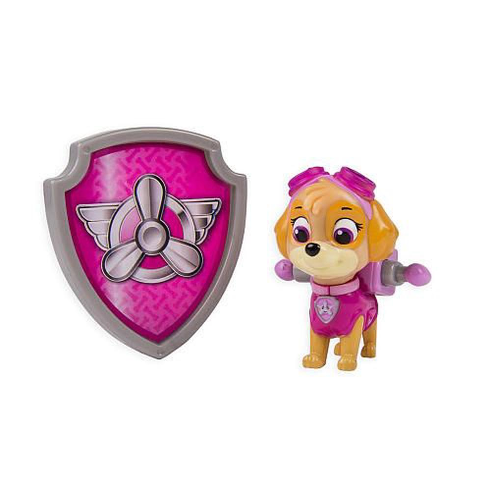 Spin Master Paw Patrol Action Pack Pup & Badge - Skye | Buy online