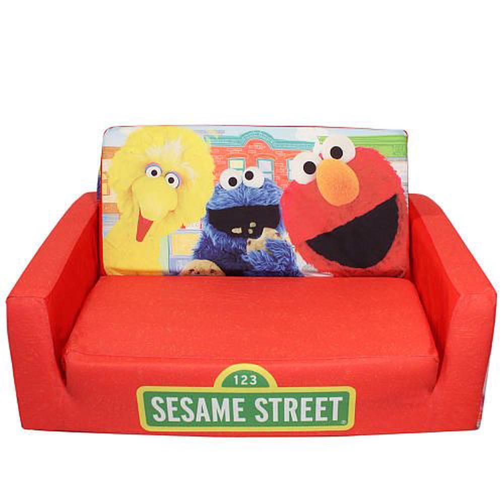 Spin master sesame street slumber flip sofa by spin master