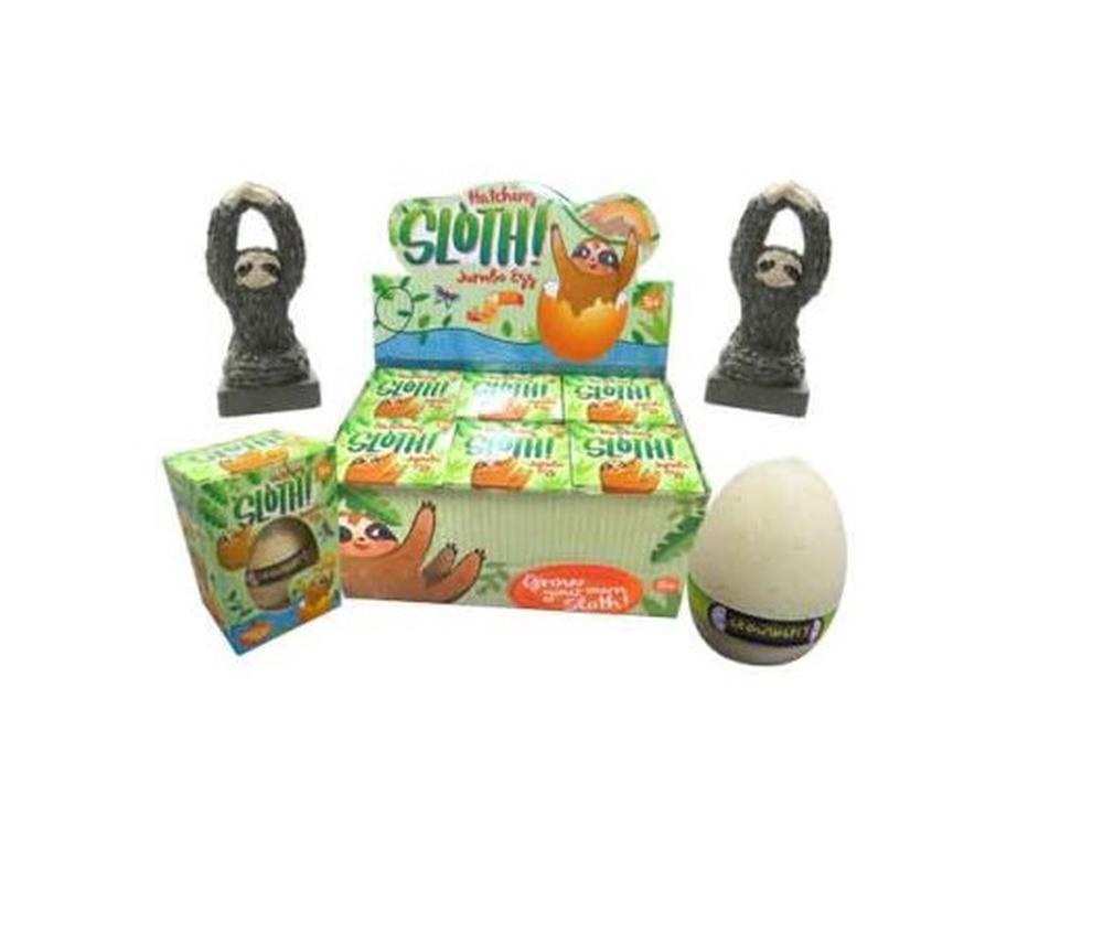 All Brands Hatching Sloth Egg