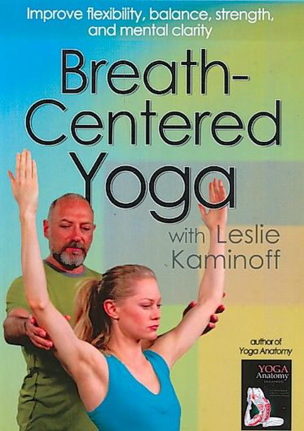 Breath Centered Yoga, DVD | Buy online at The Nile