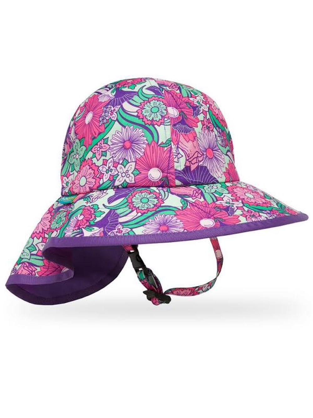 Sunday Afternoons Kids Play Hat (Flower Garden) - Medium