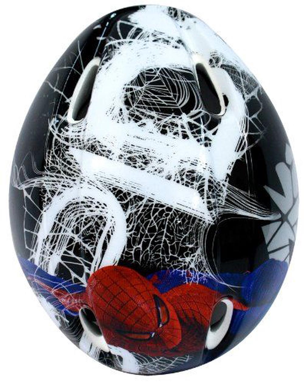 Spider-Man Spiderman 28-Inch Skateboard with Helmet and