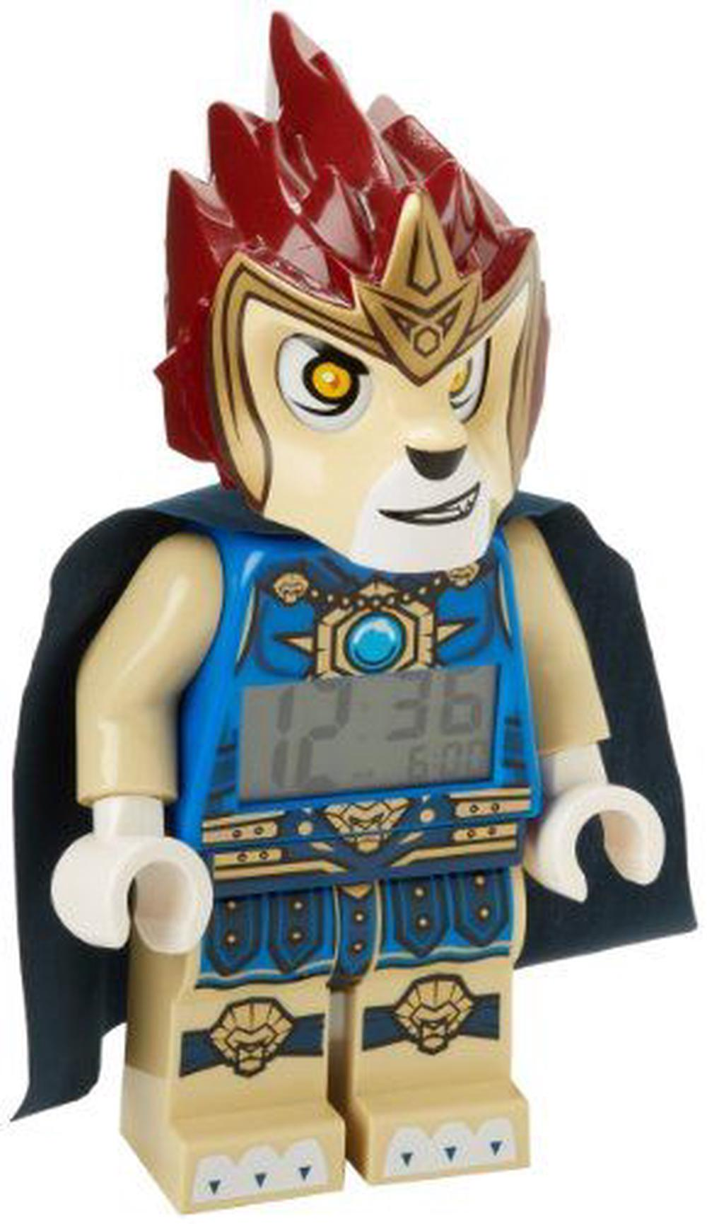 LEGO Kids' 9000560 Legends of Chima Laval Figurine Alarm Clock | Buy online at The Nile