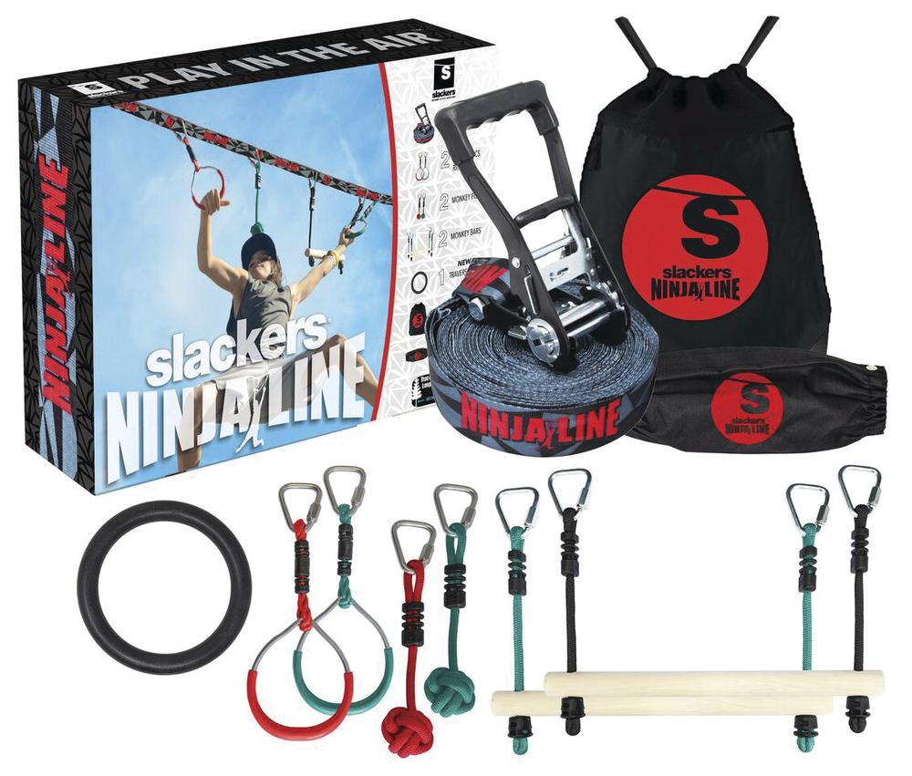 Slackers Ninjaline Intro Kit - 11m