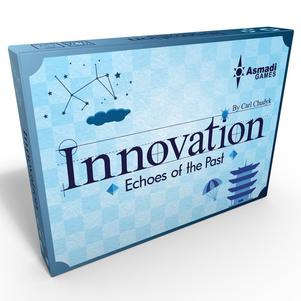 Asmadi Innovation Echoes of The Past 3rd Edition