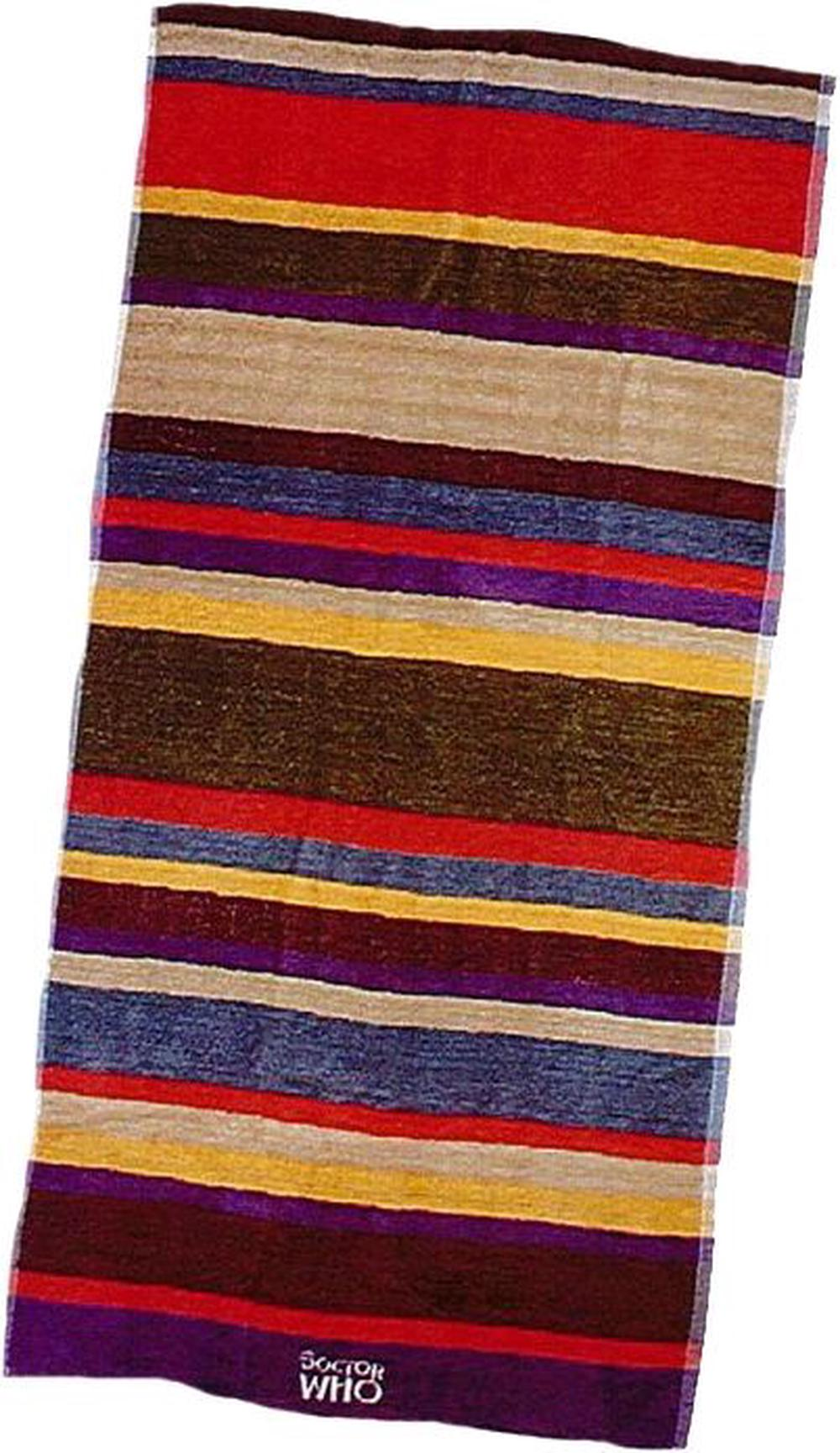 The Robe Factory Doctor Who - Fourth Doctor Bath Towel