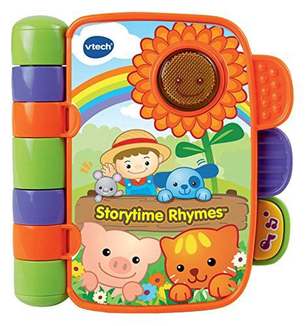 Vtech Storytime Rhyme Pink Buy Online At The Nile