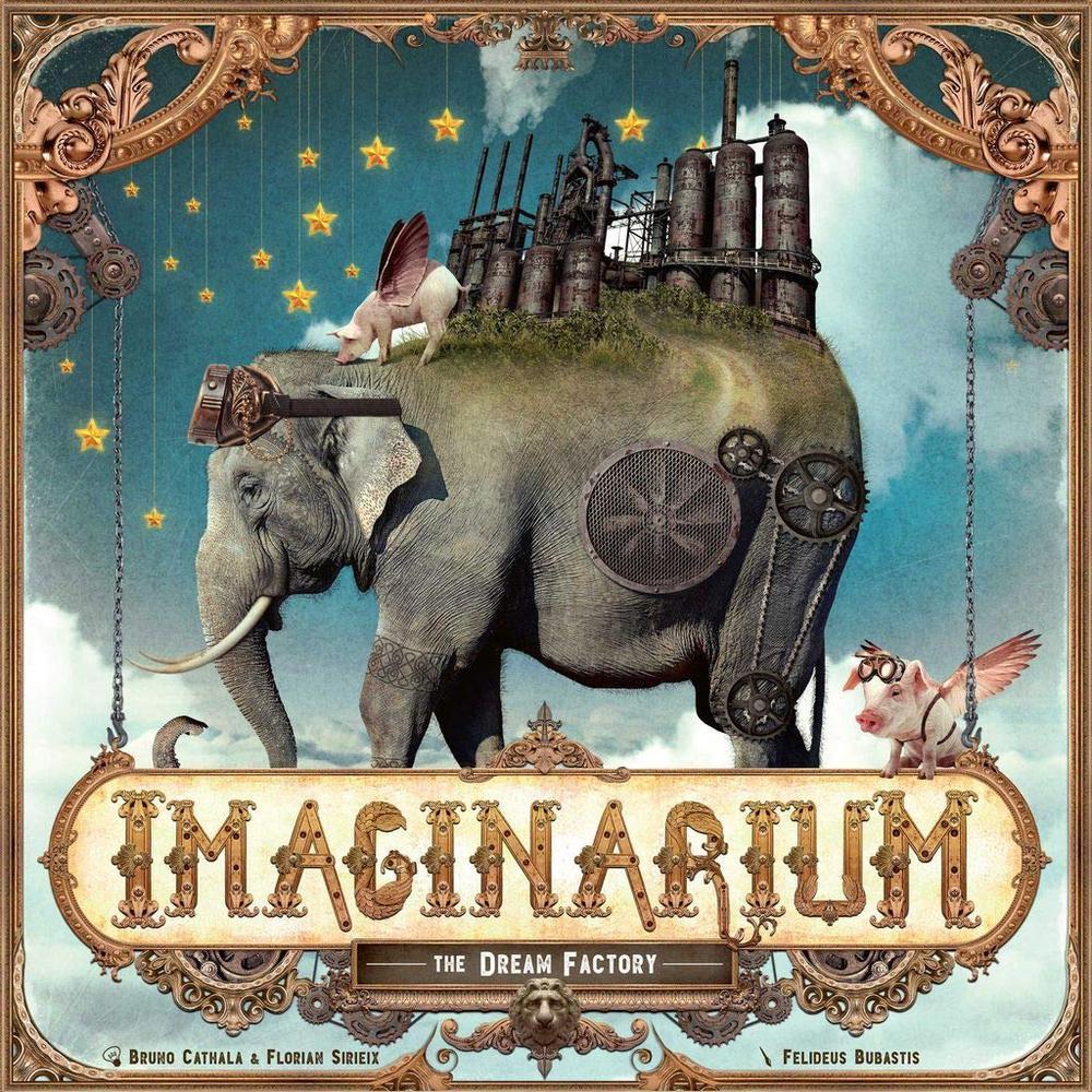 BOMBYX Imaginarium Card Game
