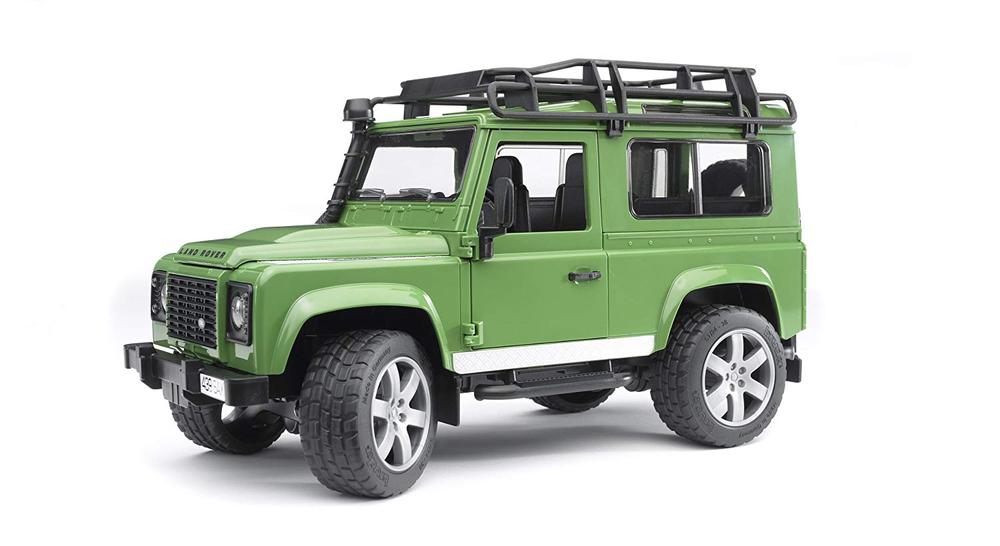 Bruder 116 Land Rover Defender Station Wagon Buy Online At The Nile Coupling By