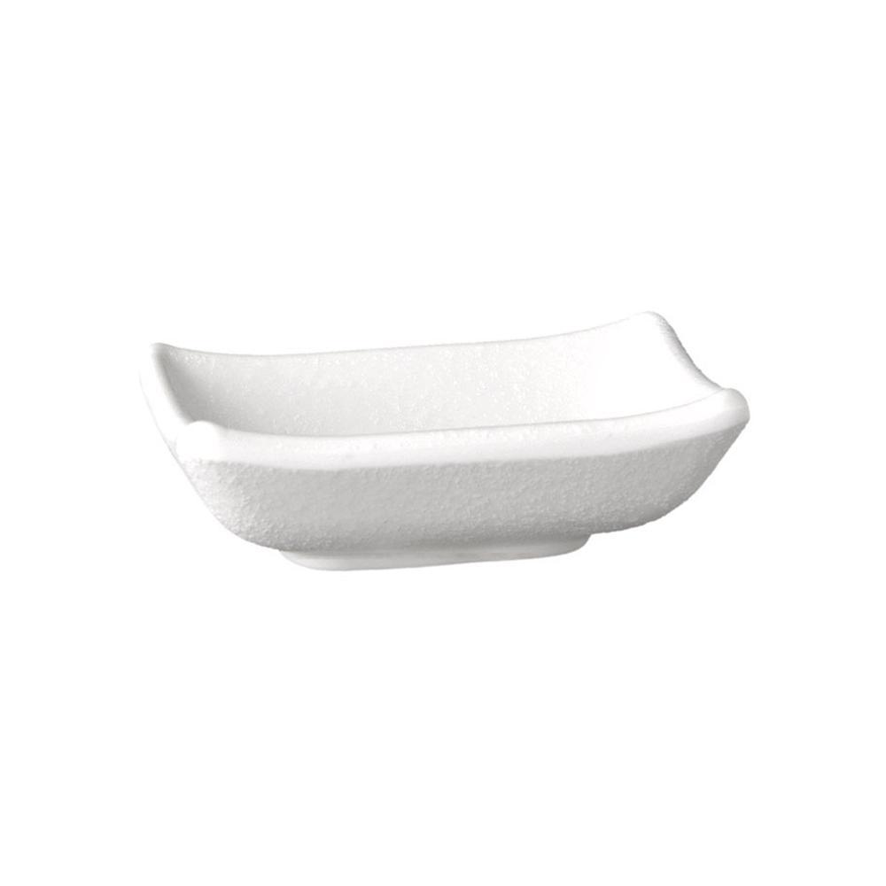 APS Zen Sauce Dish (White)