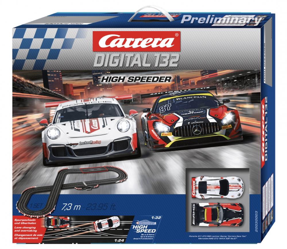 Carrera Slot Cars Digital 132 High Speeder | Buy online at