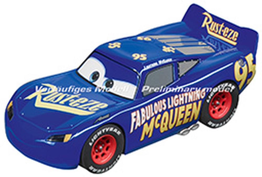 Carrera Slot Cars Digital 132 Disney Pixar Cars-Fabulous
