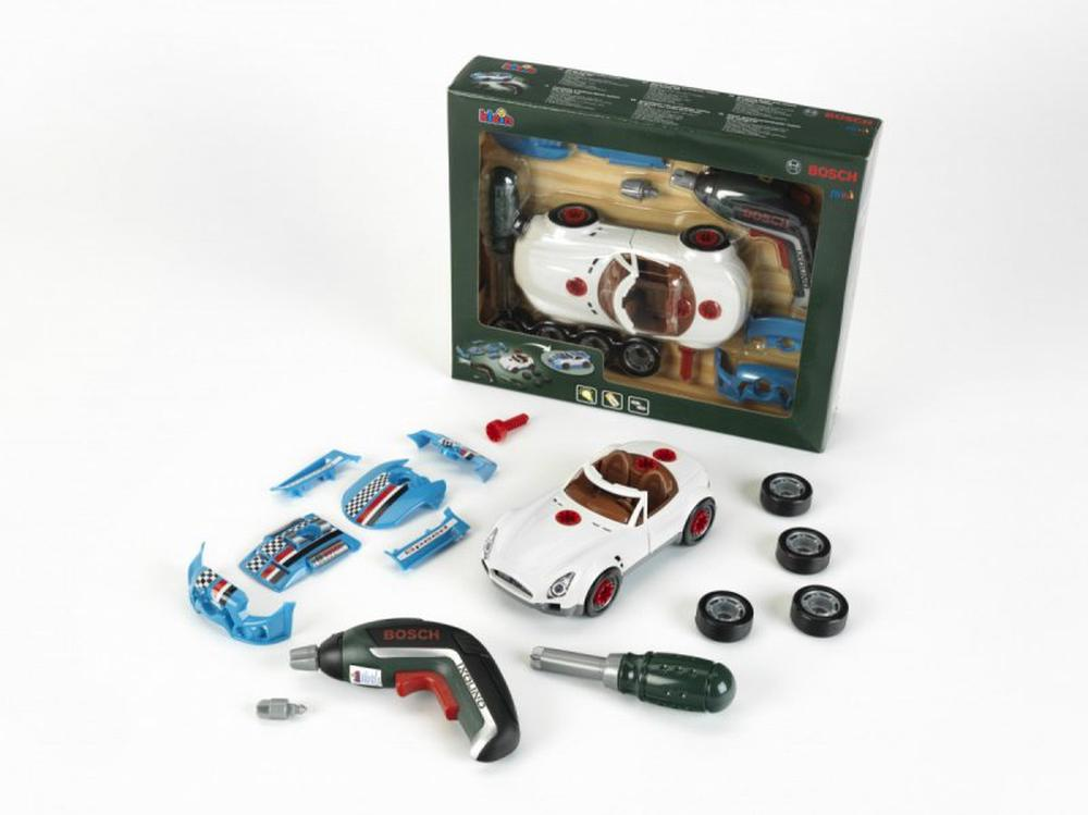 Theo Klein Toy Car Tuning Set | Buy online at The Nile