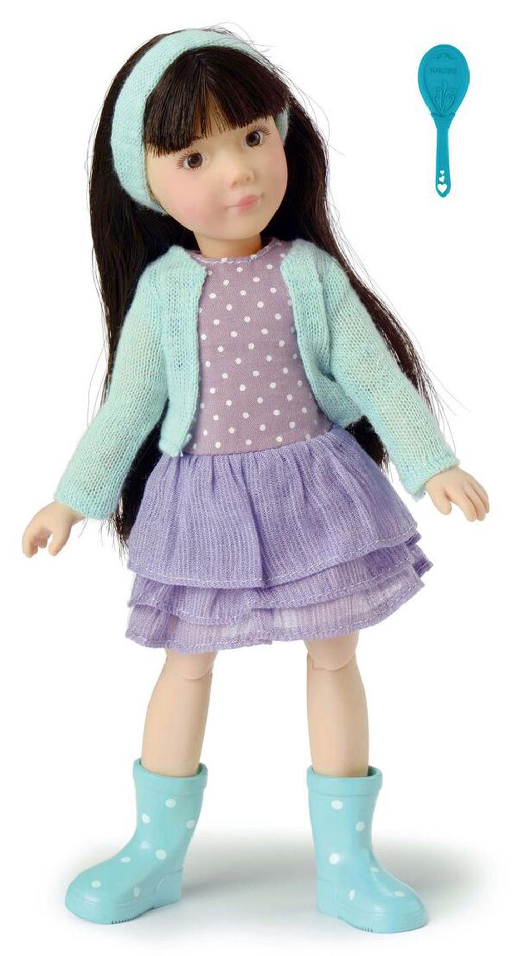 Kathe Kruse Kruselings - Doll Set (Luna)