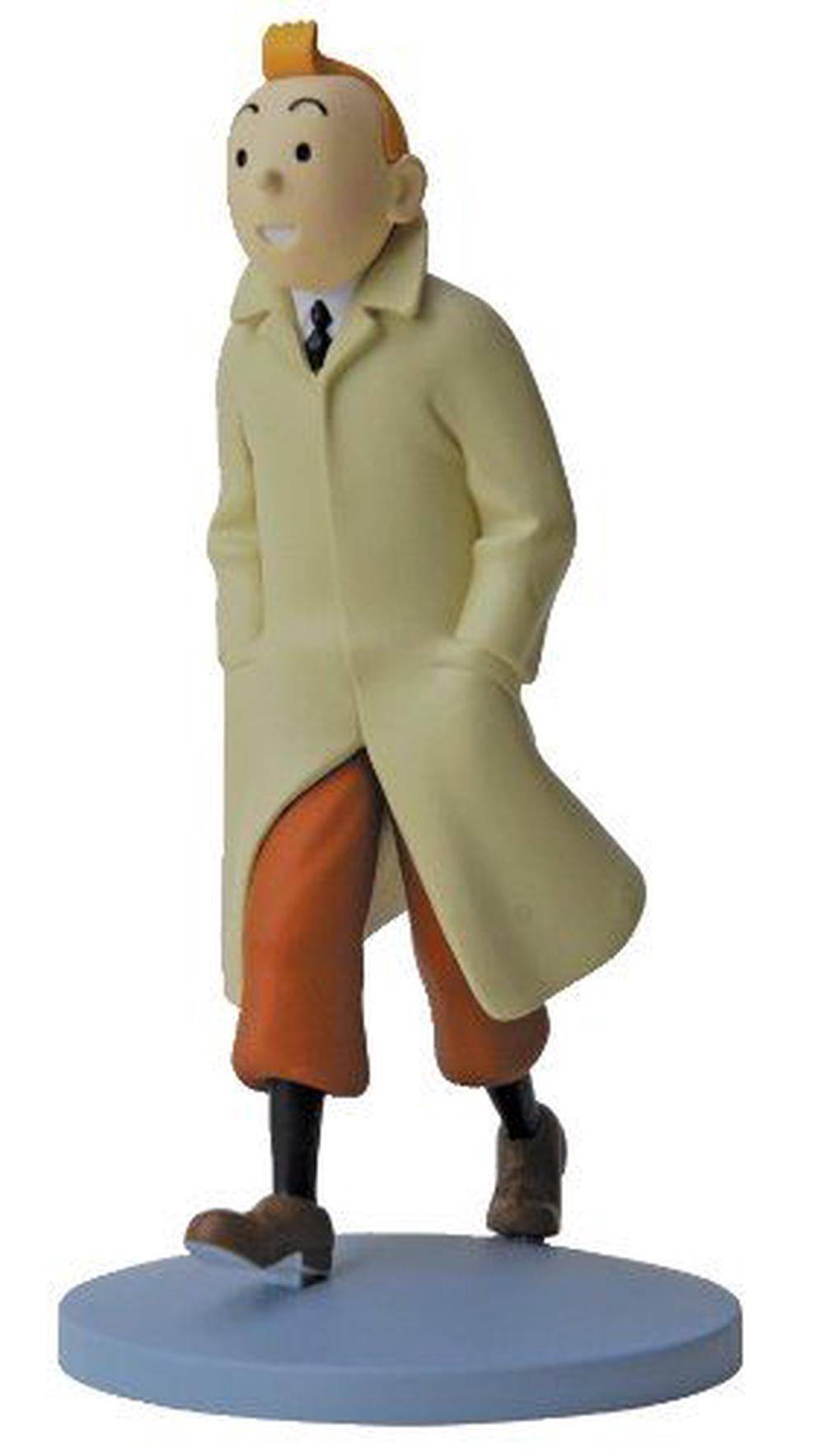 Moulinsart Tintin 12cm Pvc Figurine Tintin Buy Online At The Nile