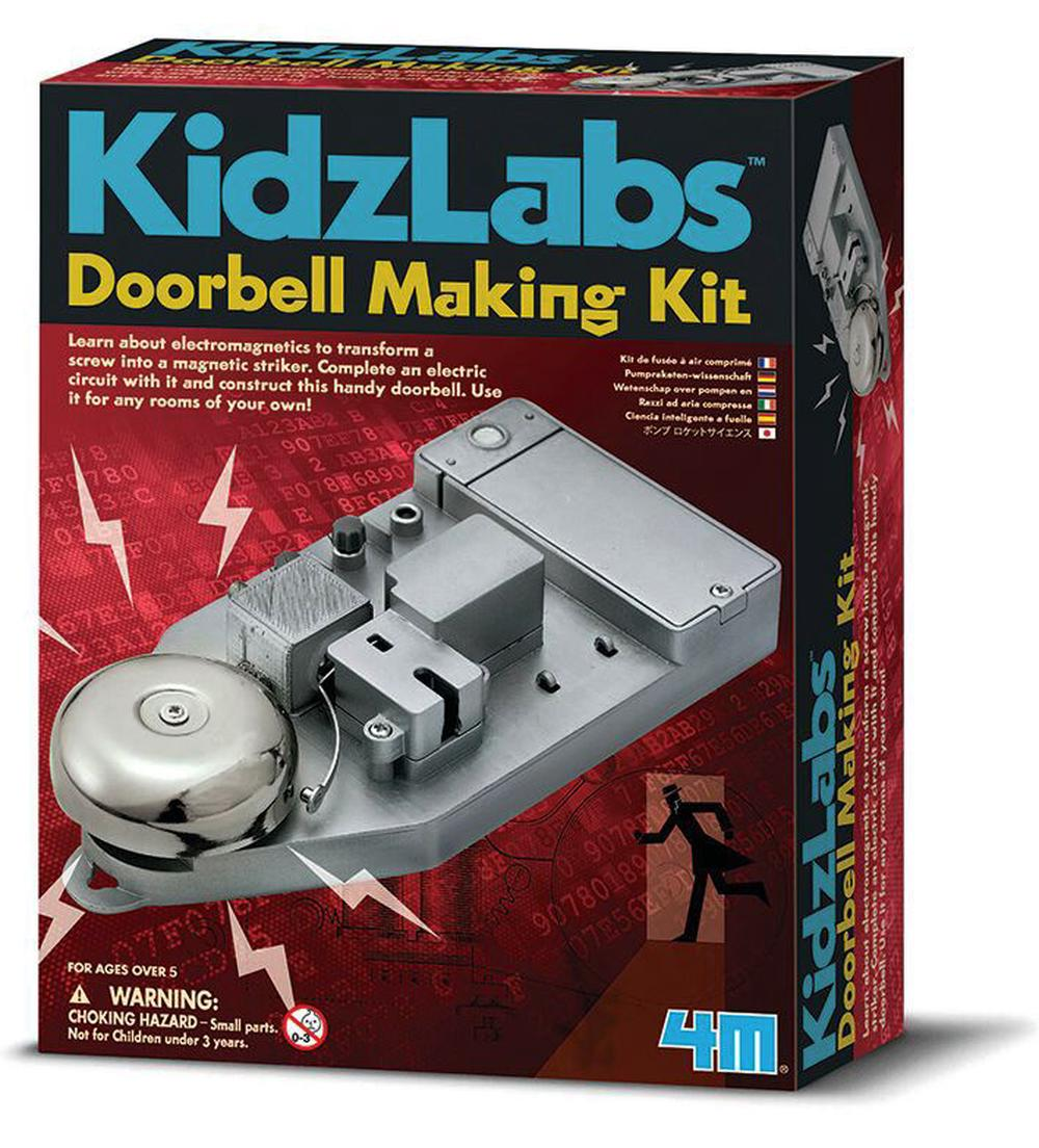 Johnco Productions Doorbell Making Kit | Buy online at The Nile