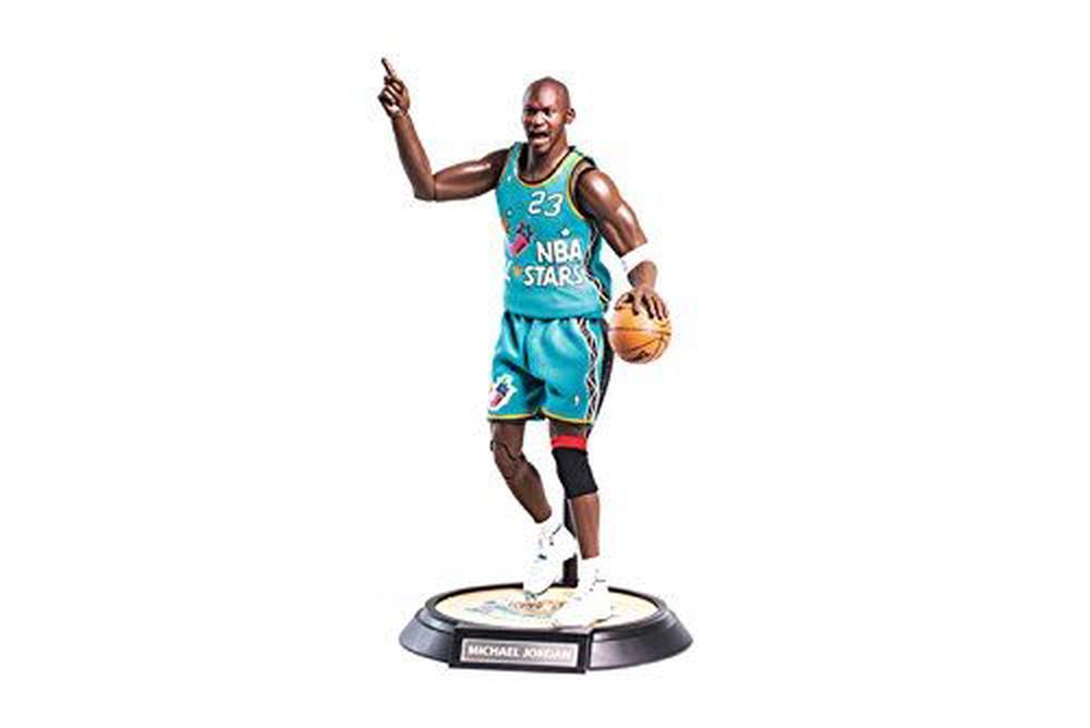 new arrivals 716fe f9afc Enterbay NBA Basketball - Michael Jordan All Star Game 1996 ...