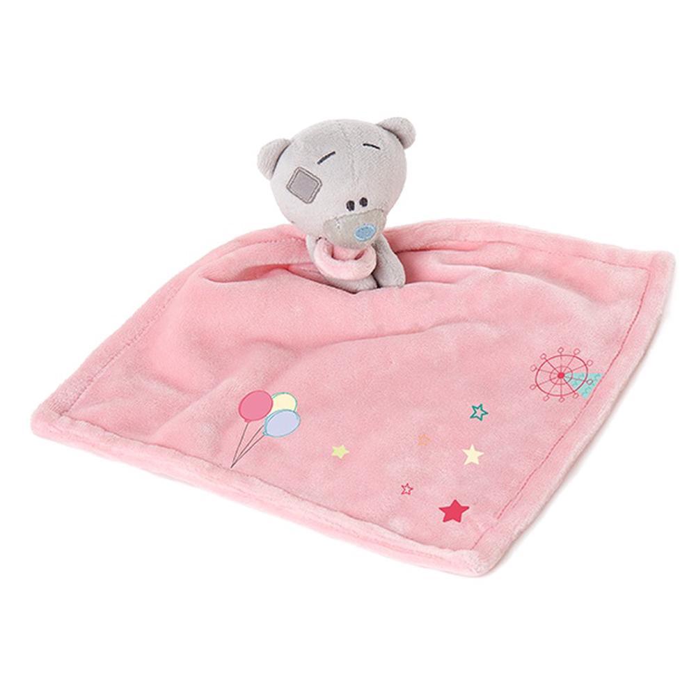 Me To You Tiny Tatty Teddy Comforter Girl - 33cm