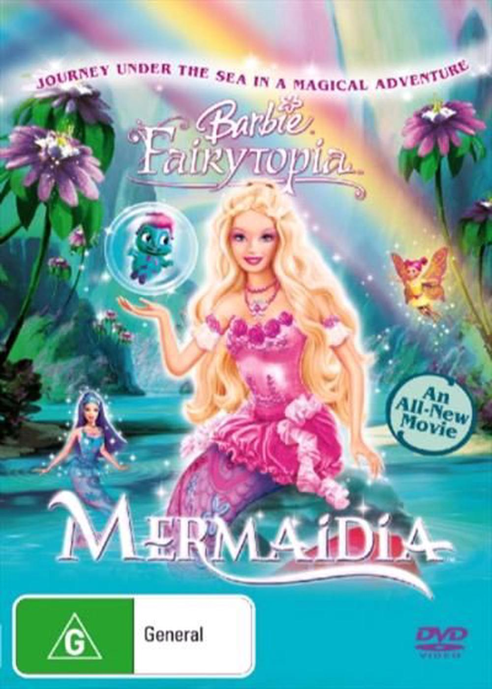 Barbie: Mermaidia