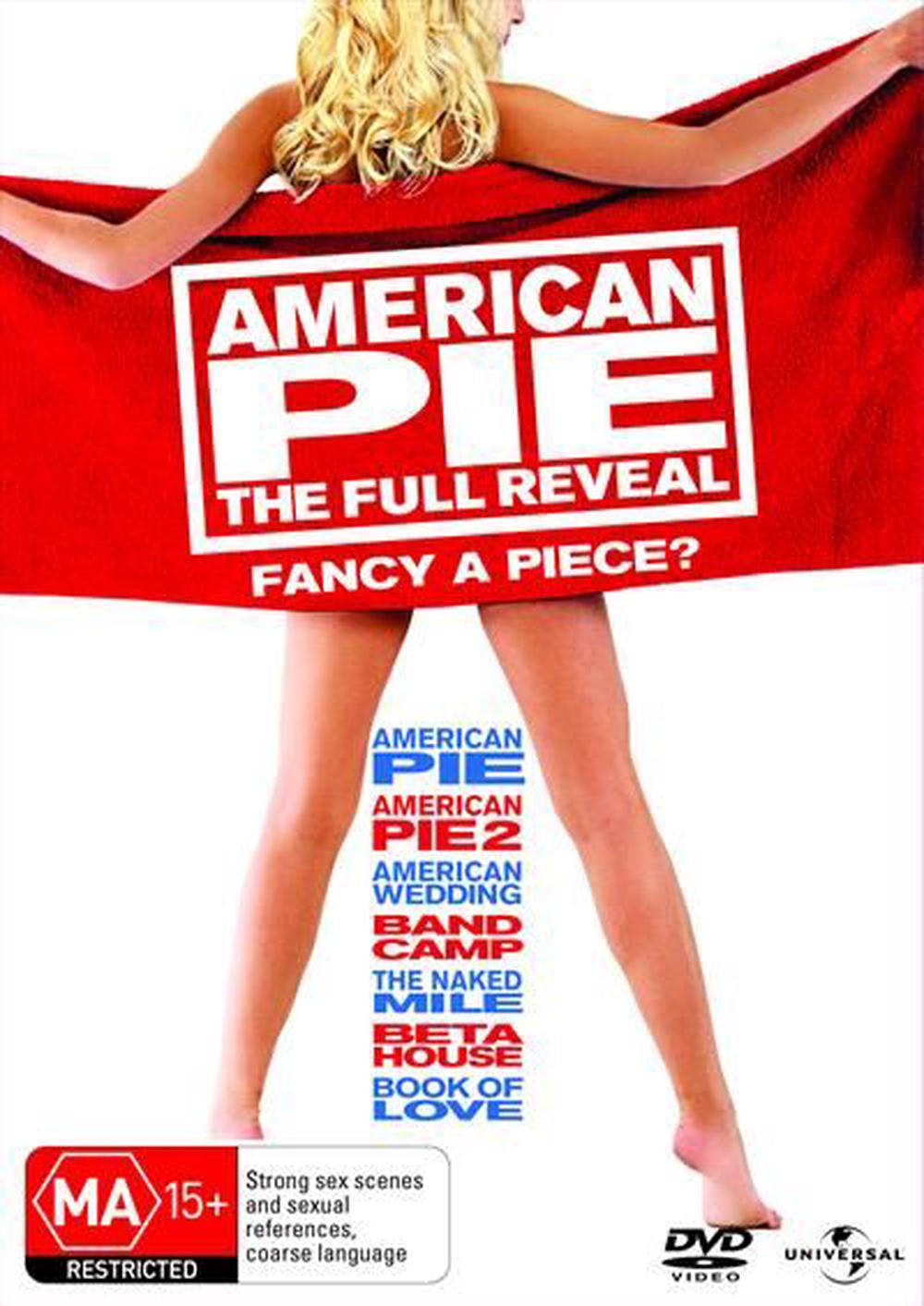 American Pie Presents Beta House Full Movie american pie: the full reveal (american pie 1-7), dvd | buy