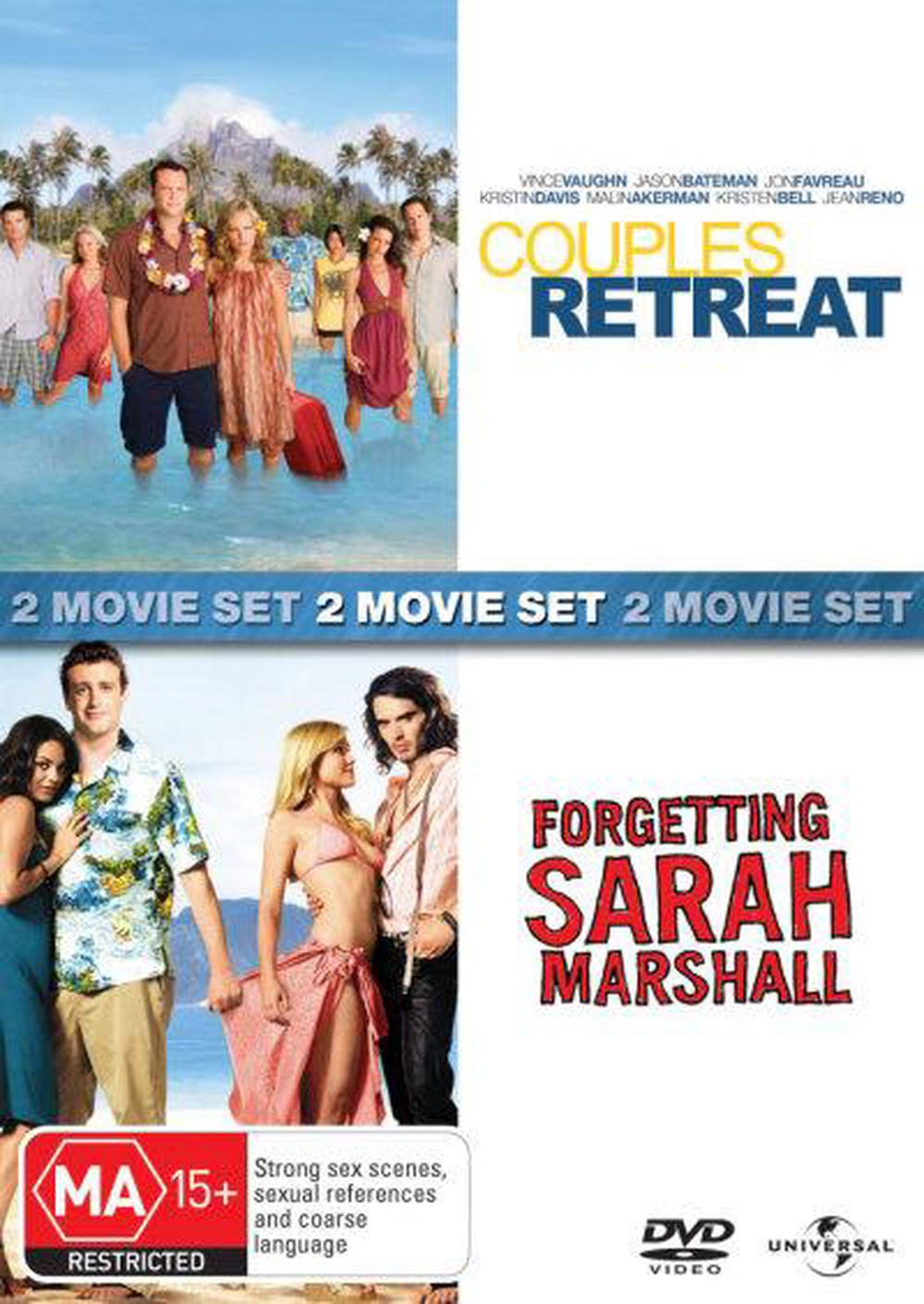 Sexual retreat the movie