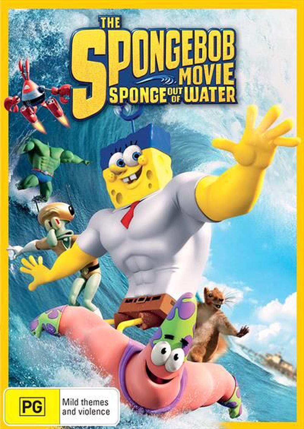 Spongebob Movie, The - Sponge Out Of Water