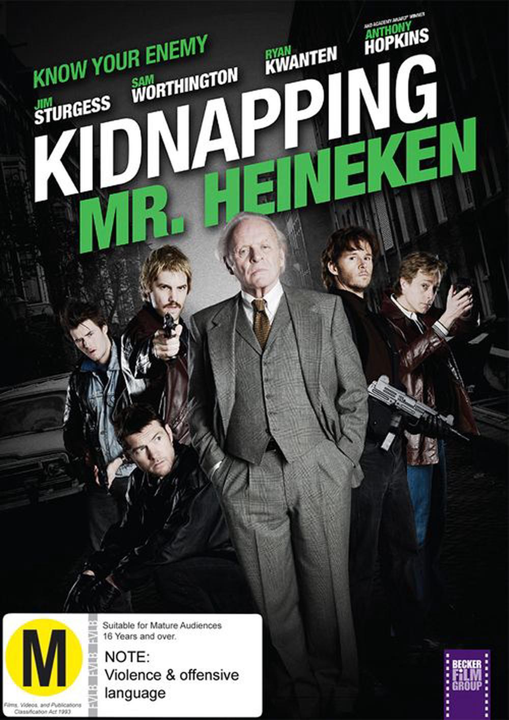 Kidnapping Mr Heineken