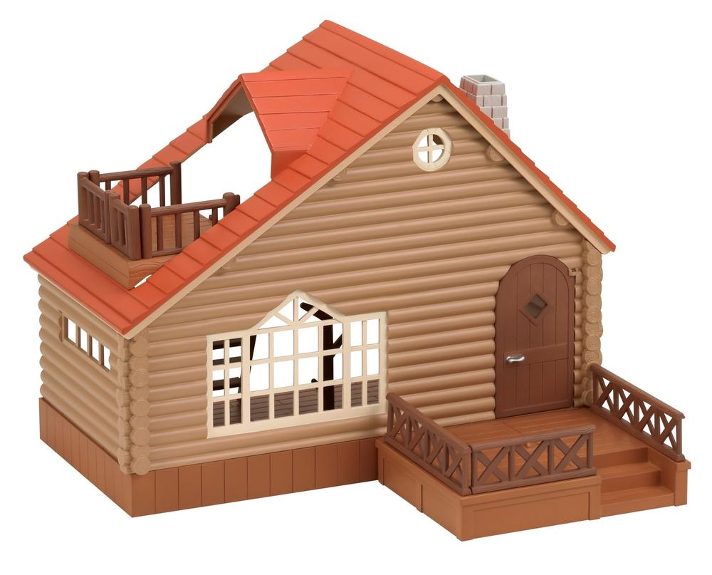 Sylvanian Families Log Cabin Buy Online At The Nile