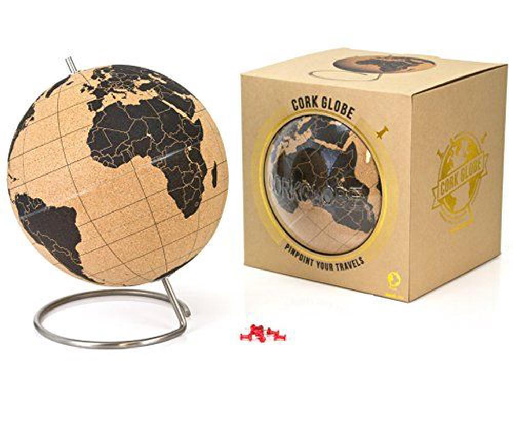 Suck uk cork globe map of the world buy online at the nile gumiabroncs Image collections