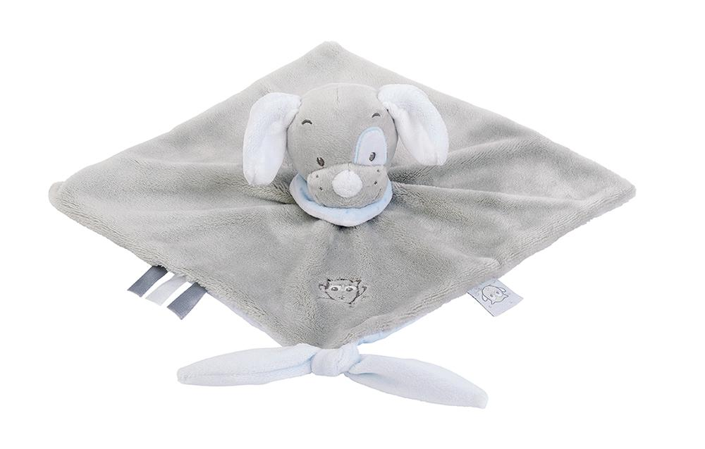 Nattou Sam & Toby Collection - Doudou Comforter (Toby The Dog)