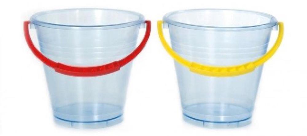 Plasto Small Transparent Bucket