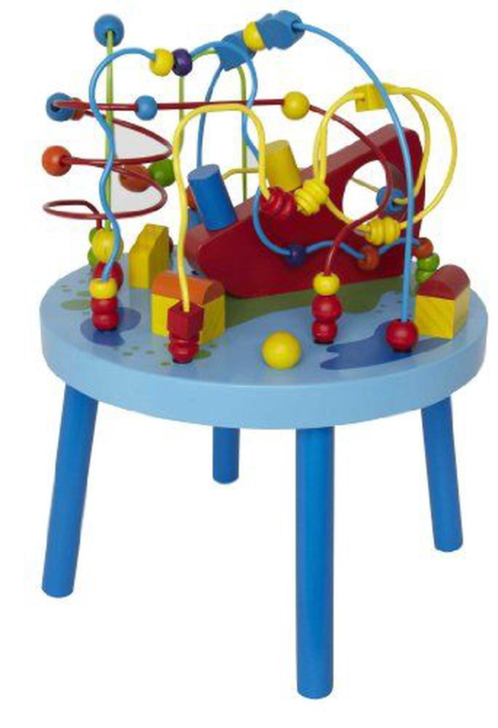 Hape Ocean Adventure Toddler Table Wooden Maze | Buy online at The Nile