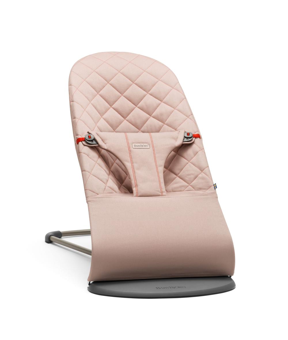 BabyBjorn Bouncer Bliss (Old Rose)