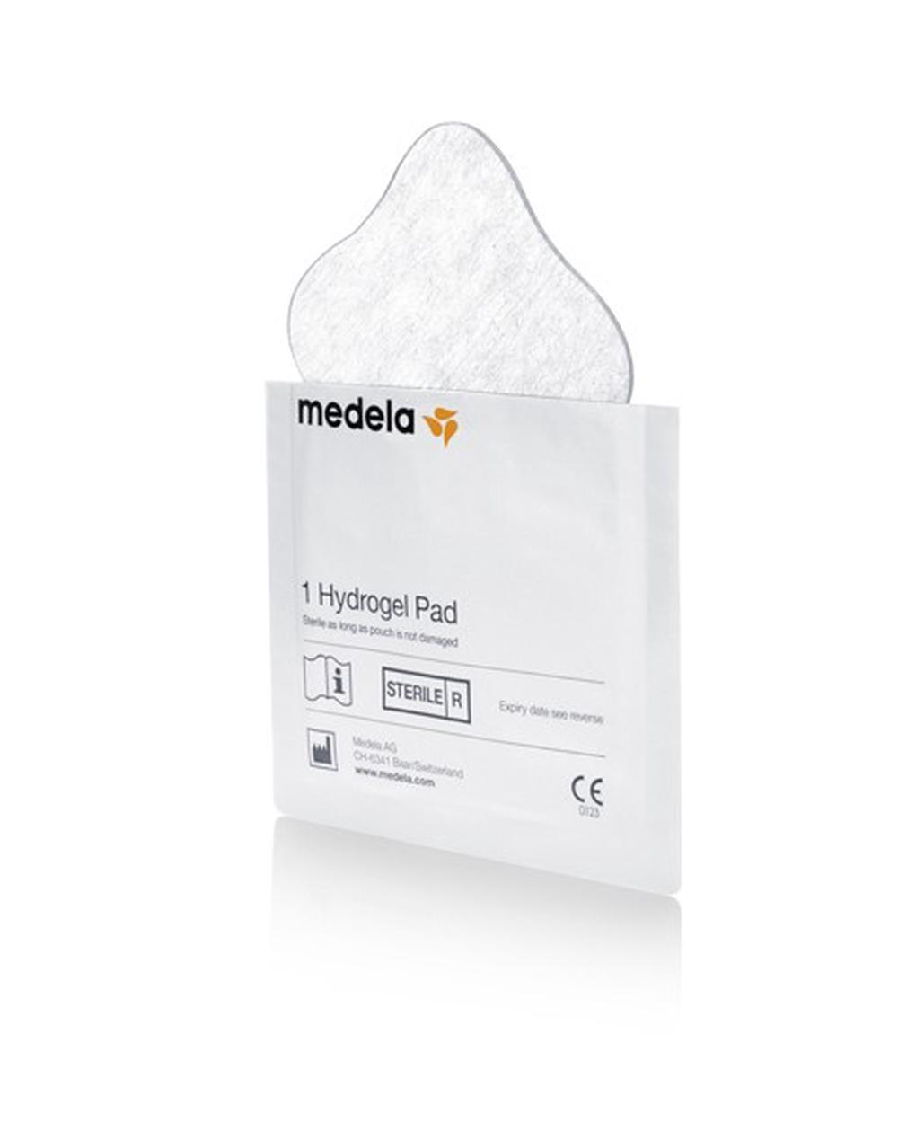 Medela Hydrogel Breast Pads, 4 Pack